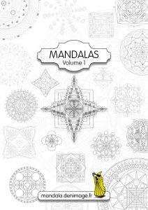 Le premier volume de Mandala proposé par Denimage